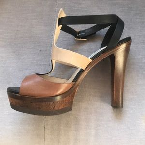 97b1df3cf08 Jimmy Choo Shoes - Jimmy Choo platform sandals - size 41